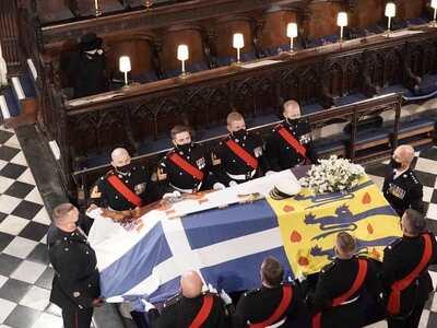 Κηδεία Φίλιππου: Η μοναξιά της Ελισάβετ,...