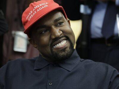 Kanye West: Ο εκκεντρικός ράπερ που...ρά...