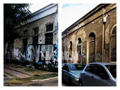 Πάτρα: Αυτό είναι το κτίριο- ερείπιο που...