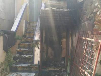 """""""Λαμπάδιασε"""" σπίτι στην Κ. Αχαΐα- Στο... τσακ βγήκαν οι ένοικοι"""