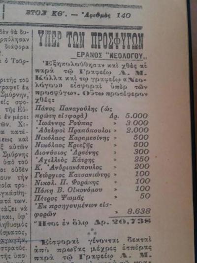 Νεολόγος,9-1922 (φωτ. από Μουσείο Τύπου)