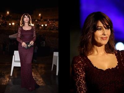 Η Μόνικα Μπελούτσι ως πρότυπο sicilian g...
