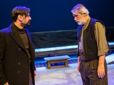 """Πάτρα: Ο αγαπητός ηθοποιός Φίλιππος Σοφιανός μίλησε στο thebest.gr: """"Η Τρισεύγενη χτυπά χορδές της βαθιάς Ελληνικής ψυχής"""""""