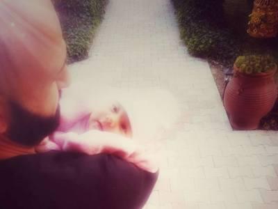 """""""Εσύ είσαι η απόδειξη ότι υπάρχει θεός"""" - Η φωτογραφία του Υπάτιου με την κόρη του"""