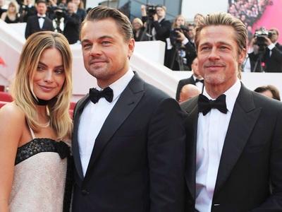 Κάννες: O Brad, o Leo και όλο το style του Once Upon a Time