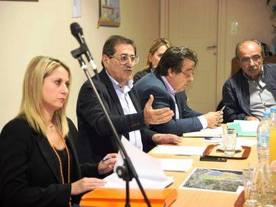 Κώστας Πελετίδης: Στο Νότιο Διαμέρισμα θα γίνουν αναπλάσεις σε μεγάλη κλίμακα