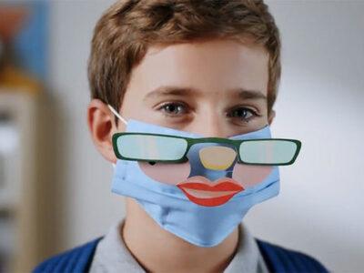 """Πολιτική Προστασία: """"Οι μάσκες που ..."""
