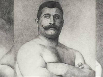 Ομιλία για τον Ολυμπιονίκη Δημήτριο Τόφα...