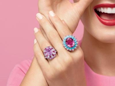 Winston Candy Box: Ψάξτε για «παλιά» δαχτυλίδια με πολύχρωμες πέτρες