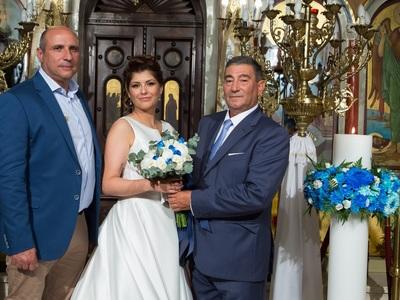 Η ναυτική Ελλάδα σε wedding deco της Diamond Events