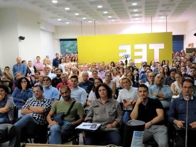 Αναλογικό προεδρείο στο ΤΕΕ Δυτικής Ελλάδας ζητά η Δημοκρατική Κίνηση Μηχανικών