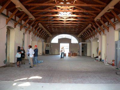 Τον Απρίλιο  θα τελειώσουν οι εργασίες στα παλαιά σφαγεία της Πάτρας, για την προβολή του Πατρινού Καρναβαλιού
