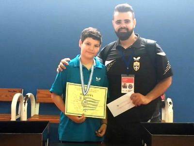 Επιτυχίες των Φοινίκων στο πανελλήνιο πρωτάθλημα παμπαίδων