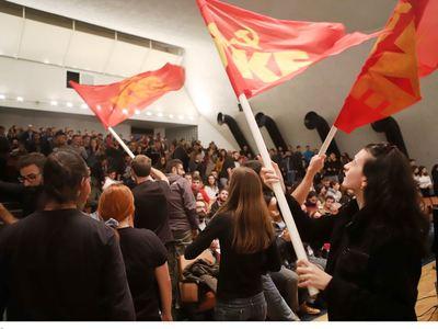ΚΝΕ: Αλληλεγγύη στη νεολαία της Τουρκίας