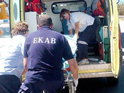 Πάτρα: Νεκρός ο άνδρας που κάλεσε το ΕΚΑΒ... Δεν πρόλαβε