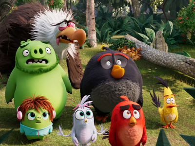 """Έρχονται τα """"Angry Birds 2"""" στο θερινό σινέ-Κάστρο στο Ρίο - Συνεχίζεται ο Γ. Άλεν"""