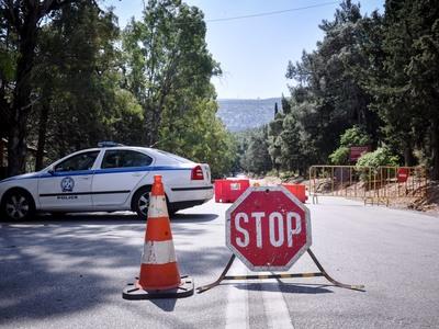 Δυτική Ελλάδα: Απαγόρευση κυκλοφορίας λόγω του κινδύνου φωτιάς