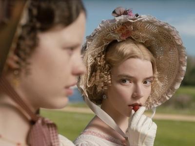 """Η """"Emma"""" της Τζέιν Όστεν σε μία νέα ταινία με την ανερχόμενη Άνια Τέιλορ-Τζόι"""