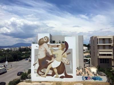 Γιατί σκίζει η Πάτρα στον τομέα της Street Art;