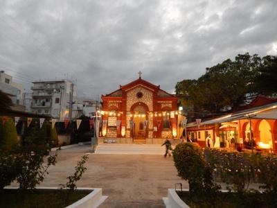Γιορτάζει το σαββατοκύριακο ο ιερός ναός του Αγίου Γερασίμου στην Πάτρα
