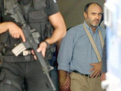 Από τις φυλακές Αγίου Στεφάνου Πατρών στο νοσοκομείο ο Παλαιοκώστας υπό δρακόντεια μέτρα ασφαλείας