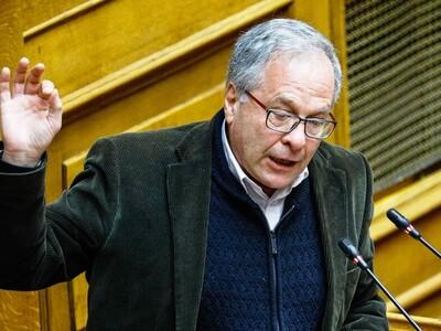 Κώστας Μάρκου: Οι νέες περιπέτειες του κ. Αυγενάκη