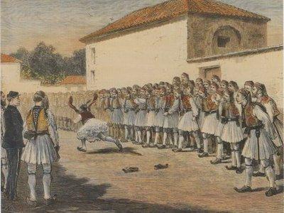 Η προσπάθεια αναβίωσης των Ολυμπιακών Αγώνων το 1809