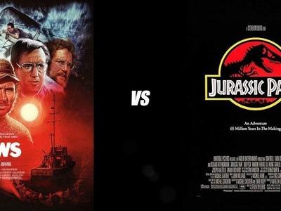 «Jurassic Park» εναντίον «Jaws – Σαγόνια του καρχαρία» στο box office των ΗΠΑ