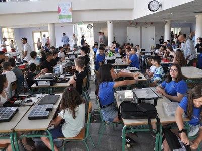 """""""Σαλπάρουν"""" από Πάτρα για την Ολυμπιάδα Ρομποτικής 18 μαθητικές ομάδες"""
