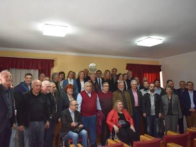 Αυτοί είναι οι 39 πρώτοι υποψήφιοι του Πελετίδη για το Δήμο της Πάτρας