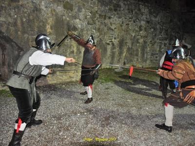 """Η ομάδα των Πατρινών που """"ζει"""" στον 16ο αιώνα και δίνει τις δικές της... μάχες- ΦΩΤΟ"""