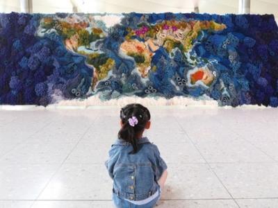 Ο γύρος του κόσμου σε ένα χαλί 6 μέτρων!