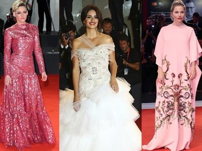 Venice red carpet best off: Ελαμψε η Πενέλοπε, εμείς είδαμε άλλες πιο trendy