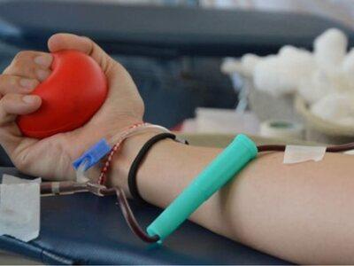 Εθελοντική αιμοδοσία το σαββατοκύριακο σ...