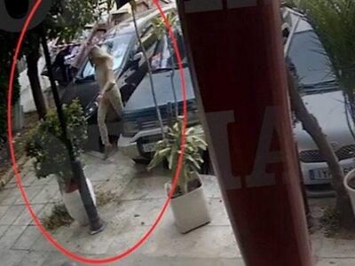 Τα 75 δευτερόλεπτα της επίθεσης με βιτριόλι στην 34χρονη από την Αμφιλοχία σε βίντεο