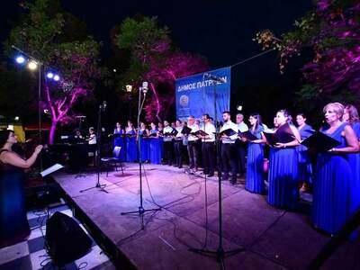 Σε συναυλία στην Τρίπολη για τα 200 χρόν...