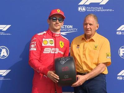 Φόρμουλα 1: Άνετη πολ ποζίσιον του Λεκλέρκ στην έδρα της Ferrari