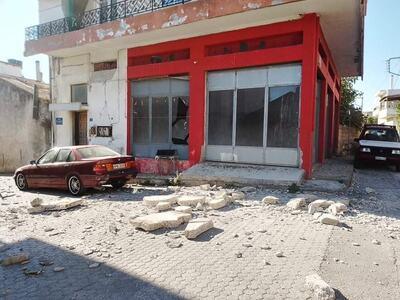 Σεισμός στην Κρήτη: Ένας νεκρός στο Αρκα...