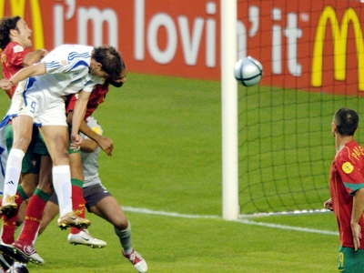 Επανάληψη του τελικού Ελλάδα-Πορτογαλία του EURO 2004, 15 χρόνια μετά