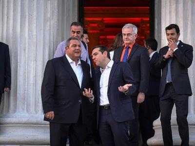 Ραγδαίες εξελίξεις στην κυβέρνηση - Σήμερα το πρωί η συνάντηση Τσίπρα – Καμμένου