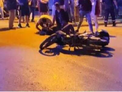 Αροή: Τροχαίο στην κουκουναριά-Δυο τραυματίες