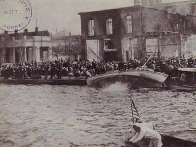 Όταν το λιμάνι της Πάτρας γέμιζε πρόσφυγ...