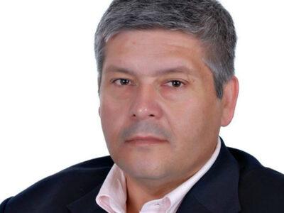 Δυτ. Αχαΐα: Με κορωνοϊό ο Αντιδήμαρχος, Βασίλης Γκοτσόπουλος