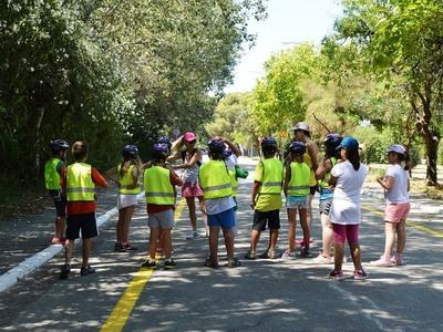 Πάνω από 10.000 μαθητές στο Εκπαιδευτικό Πάρκο στην Πλαζ