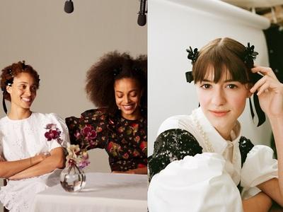 Μάρτιος με Simone Rocha x H&M:  Πέρλ...