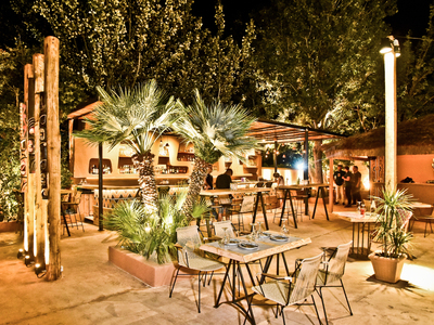 Maolou: Ένας πανέμορφος κήπος, σωστή όασ...