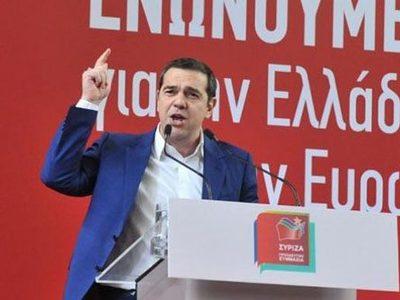 Στην εκπομπή του Παπαδάκη, στον ΑΝΤ1 την Πέμπτη ο Πρωθυπουργός Αλέξης Τσίπρας
