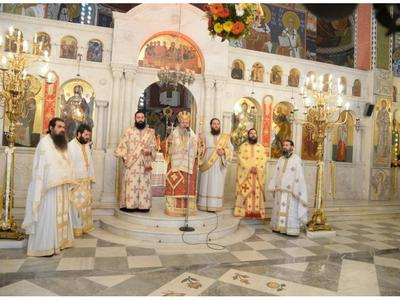 Πάτρα - Βραχνέικα:Γιορτάστηκε ο Άγιος Αθανάσιος, Επίσκοπος Χριστιανουπόλεως - ΦΩΤΟ