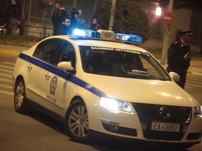 Χανιά: Συνελήφθη ο άνδρας που πέταξε χημ...