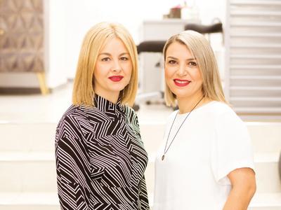 Κατερίνα Θανάση και Στέλλα Ιακωβάκη: ένα αχώριστο και άκρως επιτυχημένο επαγγελματικό ντουέτο